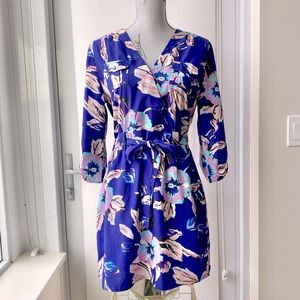 Yumi Kim Belted Floral Dress